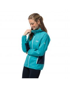 Softshell damski EAGLE PEAK II SOFTSHELL W dark aqua