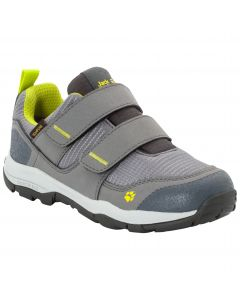 Buty dla dzieci  MTN ATTACK 3 TEXAPORE LOW VC K grey / lime