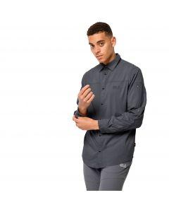 Koszula męska KENOVO LS SHIRT M ebony