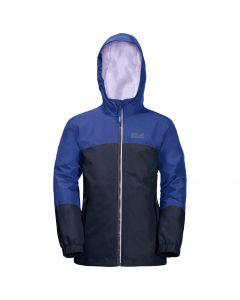 Dziewczęca kurtka 3w1 G ICELAND 3IN1 JKT blueberry