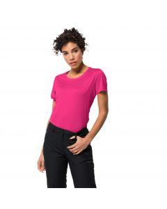 Koszulka sportowa damska TECH T W Pink Anemone