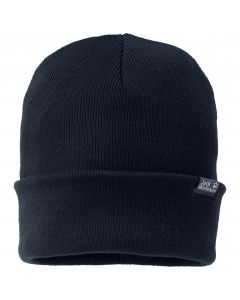 Czapka Jack Wolfskin  RIB HAT night blue