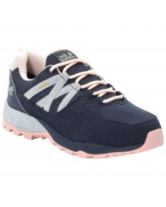 Buty trekkingowe damskie CASCADE HIKE TEXAPORE LOW W dark blue / pink