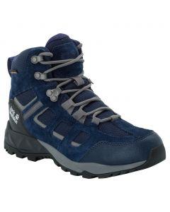 Damskie buty trekkingowe VOJO HIKE XT TEXAPORE MID W dark blue / purple