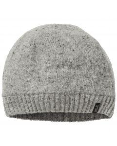 Czapka wełniana STORMLOCK WOOL CAP light grey