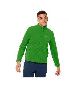 Bluza polarowa KIRUNA JACKET M basil green