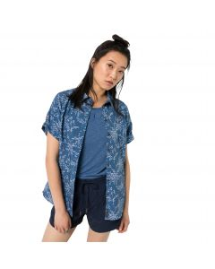 Koszula damska MATATA PRINT SHIRT W ocean wave all over