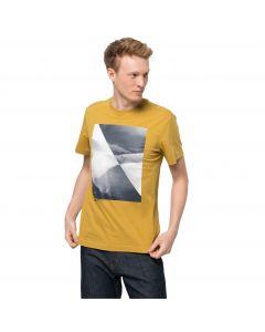 Koszulka męska MOUNTAIN T M Golden Amber