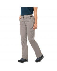 Spodnie softshell ACTIVATE LIGHT PANTS WOMEN moon rock