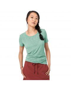 Koszulka damska TRAVEL DRAPE T W light jade