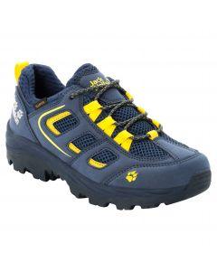Buty turystyczne dziecięce VOJO TEXAPORE LOW K Blue / Yellow