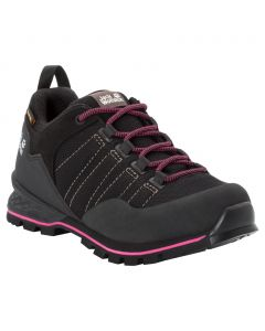 Damskie buty trekkingowe SCRAMBLER LITE TEXAPORE LOW W black / pink