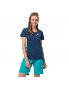 Koszulka termoaktywna damska NARROWS T W dark indigo / powder blue