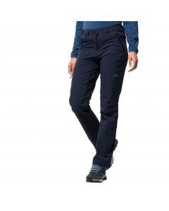Damskie spodnie softshellowe ACTIVATE XT WOMEN midnight blue