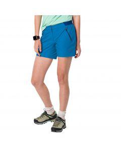 Spodenki sportowe damskie TRAIL SHORTS W brilliant blue