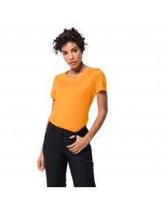 Koszulka sportowa damska TECH T W Orange sky