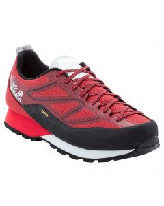 Buty hikingowe SCRAMBLER 2 TEXAPORE LOW M black / red