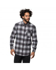 Koszula męska LIGHT VALLEY SHIRT ebony checks