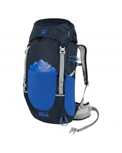 Plecak turystyczny dla dzieci PIONEER 22 PACK Night Blue