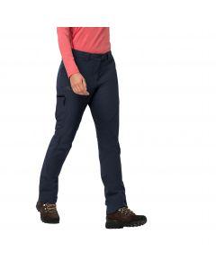 Spodnie softshell damskie CHILLY TRACK XT PANTS WOMEN midnight blue