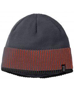 Czapka męska GREAT SNOW CAP MEN ebony