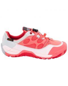 Dziecięce buty JUNGLE GYM TEXAPORE LOW flamingo