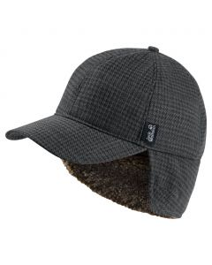 Czapka STORMLOCK BANFF SPRINGS CAP dark iron checks