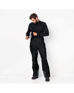 Spodnie EXOLIGHT PANTS MEN black