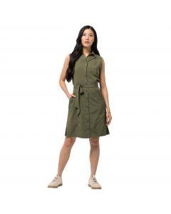 Sukienka koszulowa SONORA DRESS delta green