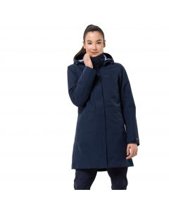 Płaszcz damski 3w1 OTTAWA COAT midnight blue