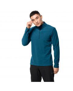 Męska bluza polarowa ARCO MEN dark cobalt stripes