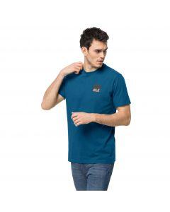 Męska koszulka z krótkim rękawem RAINBOW PAW T M Dark Cobalt