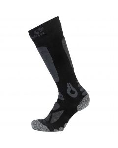 Skarpety dziecięce SKI MERINO SOCK HIGH CUT KIDS black
