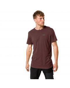 Męski T-shirt ESSENTIAL T MEN Cordovan Red