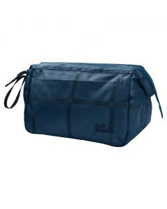 Kosmetyczka SPACE TALENT WASHBAG Y.D. indigo big check