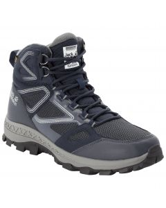 Buty męskie DOWNHILL TEXAPORE MID M dark blue / grey