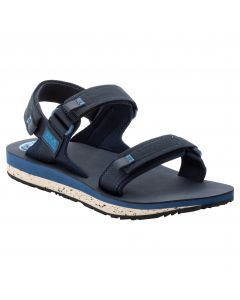 Sandały męskie OUTFRESH DELUXE SANDAL M dark blue / blue