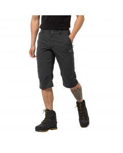 Spodnie softshell męskie ACTIVATE LIGHT 3/4 PANTS M phantom