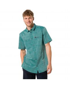 Koszula męska EMERALD LAKE SHIRT M emerald green