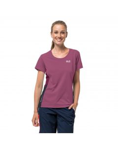 Koszulka termoaktywna damska NARROWS T W Violet Quartz