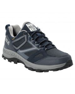 Buty męskie DOWNHILL TEXAPORE LOW M dark blue / grey
