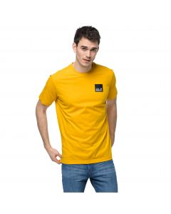 Męska koszulka z krótkim rękawem RAINBOW PAW T M Burly Yellow XT