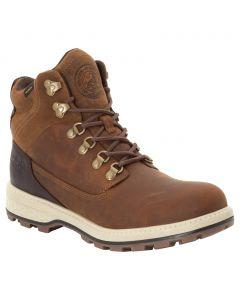 Skórzane buty męskie JACK TEXAPORE MID M desert brown / espresso