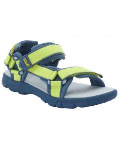 Sandały dziecięce SEVEN SEAS 3 K lime / blue