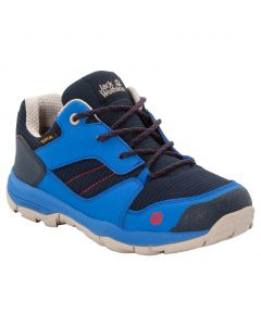Buty trekkingowe dla dzieci MTN ATTACK 3 XT TEXAPORE LOW K dark blue / light blue