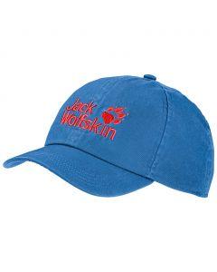 Czapka dziecięca KIDS BASEBALL CAP wave blue