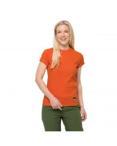 T-shirt damski 365 T W Volcano Orange