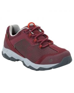 Buty podejściowe damskie ROCK HUNTER TEXAPORE LOW W burgundy / light grey