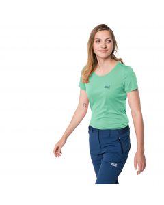 Koszulka sportowa damska TECH T W pacific green