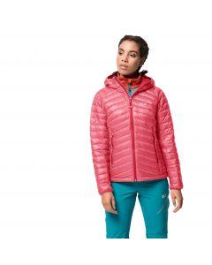 Kurtka puchowa damska MOUNTAIN DOWN JKT W coral pink